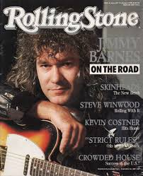 BARNES, JIMMY - Rolling Stone - January 1989 - Issue #427 - Jimmy ... Angus Young Acdc Signed Framed Album Psa Dna Authenticated Cold Chisel Tribute Wicked Auction Smart Artists Music Memorabilia Don Barnes Stock Photos Images Alamy Jimmy Australian History Records Lps Vinyl And Cds Musicstack Freight Train Heart Mahalia Geoffcrow Crows Garage Page 7