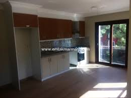 marmaris icmeler in der gegend null 2 zimmer 1 wohnzimmer offene küche 100m2 wohnung