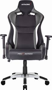 Akracing Gaming Chair Malaysia by Ak Racing Cpx11 Pro X Series Gaming Chair Black Grey Lazada Malaysia