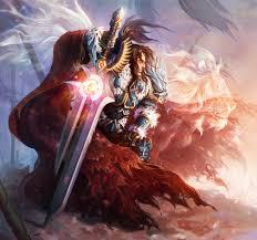 Prophet Velen Deck Loe by Vg Video Game Generals Thread 133859547
