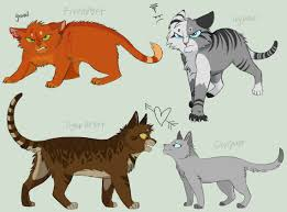 warrior cat dovepaw and ivypaw warrior cats fan warriors