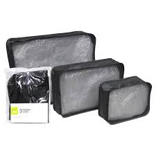 Kmart Christmas Tree Nz by Packing Cubes Set Of 3 Kmartnz