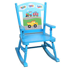 Kidkraft Avalon Chair Blueberry 16654 by Blue All Child Tables
