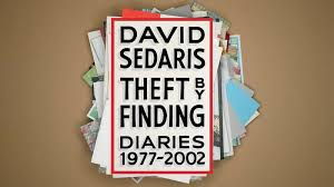 Diary Entries Shouldnt Be As Good They Are In David Sedaris