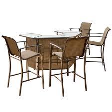 Ty Pennington Patio Furniture Parkside by Garden Oasis Ss I 139nbset Harrison 5 Piece Bar Set Limited