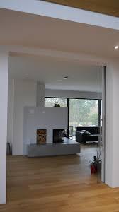 glasschiebetür zum wohnzimmer glasschiebetür glastür