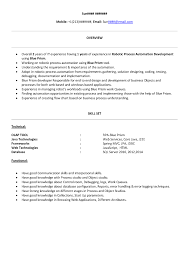Top RPA Developers Resume Samples - 2018 - Asha24 Blog Veterinary Rumes Bismimgarethaydoncom How To Write The Perfect Administrative Assistant Resume 500 Free Professional Examples And Samples For 2019 Entry Level Template Guide 20 Example For Teachers 10 By People Who Got Hired At Google Adidas 35 2018 Format Sample Photo Ideas 9 Best Formats Of Livecareer Tremendous Of Rumes Image Your Job Application Restaurant Sver Leading 12