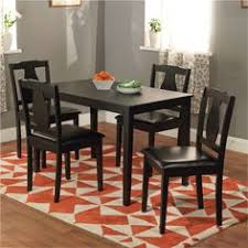 Big Lots Kitchen Chair Pads by 6 Piece Dining Set With Slat Back Chairs At Big Lots The