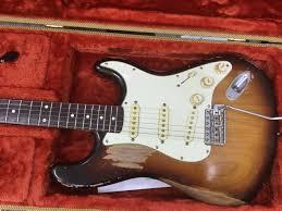 Fender 62 Reissue John Frusciante Strat 2013
