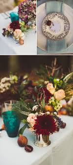 Autumn Fall Inspired Wedding Decor And Fashion Editorial By Rock My With Florals Mrs