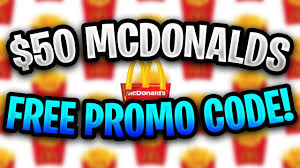 Free McDonalds Promo Code 2019 ✅ Free $50 McDonalds Voucher! ✅ McDonalds  Coupon Code Mcdonalds Card Reload Northern Tool Coupons Printable 2018 On Freecharge Sony Vaio Coupon Codes F Mcdonalds Uae Deals Offers October 2019 Dubaisaverscom Offers Coupons Buy 1 Get Burger Free Oct Mcdelivery Code Malaysia Slim Jim Im Lovin It Malaysia Mcchicken For Only Rm1 Their Promotion Unlimited Delivery Facebook Monopoly Printable Hot 50 Off Promo Its Back Free Breakfast Or Regular Menu Sandwich When You