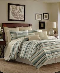 Tommy Hilfiger Curtains Cabana Stripe by Tommy Bahama Home Bedding Collections Macy U0027s