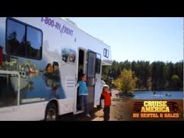Besides The Small RV Rentals There Are Also Standard Intermediate And Large Models Cruise America RVs Will Comfortably Accommodate Various Group