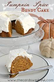 Pumpkin Spice Bundt Cake Using Cake Mix by 35 Thanksgiving Dessert Recipes The Cards We Drew