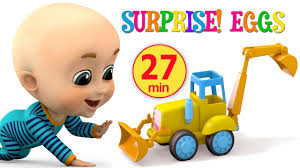 Surprise Eggs | Construction Truck Toys For Kids | Surprise Eggs ... Cstruction Trucks Toys For Children Tractor Dump Excavators Truck Videos Rc Trailer Truckmounted Concrete Pump K53h Cifa Spa Garbage L Crane Flatbed Bulldozer Launches Ferry Excavator Working Tunes 1 Full Video 36 Mins Of Truck Videos For Kids Vehicles Equipment The Kids Picture This Little Adorable Road Worker Rides His Tonka Toy Tow And Toddlers 5018 Bulldozers Vs Scrapers