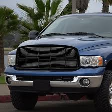 02-05 Dodge RAM 1500 / 03-05 2500 3500 Front Mesh Grille Grill - Black For 9402 Dodge Ram Diamond Mesh Front Upper Bumper Grille Guard 10 Modifications And Upgrades Every New Ram 1500 Owner Should Buy 0205 Hs Polished Stainless Spiderweb Insert Status Grill Custom Truck Accsories Pu All Models Billet 1 Pc Full Custcargrillscom Car Grills Mopar 5uq43rxfab Rebel 32018 Install New Grill In 2500 Laramie Youtube Steelcraft 502260 23500 02018 0305 3500 Black