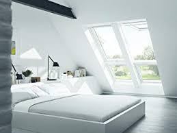 Schlafzimmer In Dachschrã Velux System Quartett Gpu Mk06 Sk0w4 Mit 2xgpu 2xgiu Ekw