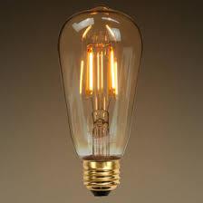 vintage led light bulbs the fedora lounge