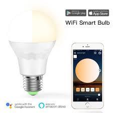 tunable soft white to daylight led smart light bulb magiclight