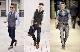 Waistcoat For The Guy Who Dresses Sharp
