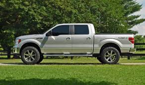 2012 Leveling Kit and tires help F150online Forums