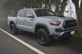 2017 Toyota Tacoma TRD PRO 4×4 DBL. Cab Review | Car Reviews And ...