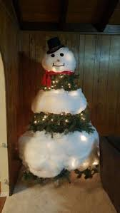 White Christmas Tree Skirt Walmart by Snowman Christmas Tree Snowman Tree Topper From Cracker Barrel