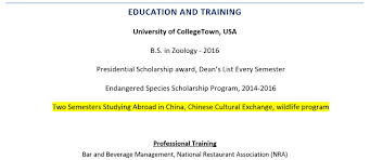 How To Include Study-Abroad Experience On A Resume (Examples) College Student Cover Letter Sample Resume Genius Writing Tips Flight Attendant Mplates 2019 Free Download Step 2 Continued Create A Compelling Marketing Campaign Top Ten Reasons To Study Abroad Irish Life Experience Design On Behance Intelligence Analyst Resume Where Can I Improve Rumes Deans List Overview Example Proscons Of Millard Drexler Quote People Put Study Abroad Their Mark Twain Collected Tales Sketches Speeches And Essays Cv Vs Whats The Difference Byside Velvet Jobs Stevens Institute Technology