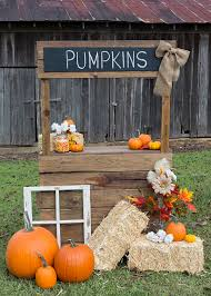 If You Want Kids Love To Play There Just Need Make A Real Pumpkin Stand And Put Some Sale Look At The 20 Outdoor Stands Below