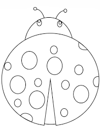Click To See Printable Version Of Cartoon Ladybug Coloring Page