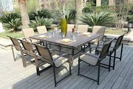 walmart outdoor furniture on sale butikwork cast aluminum patio