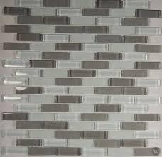 soho studio loft glass tile mosaic brick 1 2 x 2 manhattan blend