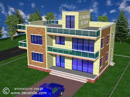 100 Modern Residential Architecture Floor Plans House Floor Plans 50400 Sqm Designed By Teoalida Teoalida