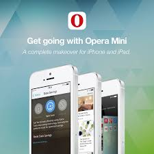Download the new Opera Mini for iPhone and iPad