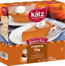 Storing Pumpkin Pie by Food Spotlight Katz Gluten Free Pumpkin Pie Trendmonitor