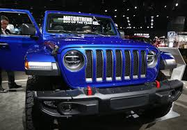 100 Motor Trend Truck Of The Year History Wrangler Is A Winner On Detroit Auto Shows First Day Toledo Blade