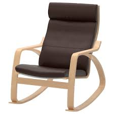 Rocking Chair POÄNG Birch Veneer, Robust Glose Dark Brown 10 Best Rocking Chairs The Ipdent Mid Century Modern Rocking Chair Grey Gci Outdoor Freestyle Rocker Portable Folding Rowan Tub Vitra Eames Plastic Armchair Rar Maple Yellowish Chrome White Seat Height 37 Cm White Jozef Chierowski 366 Soffa 05 Materials English Edition Fab Reading Corners