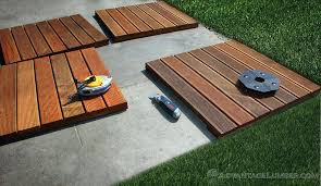 outdoor wood deck tiles outside decking tiles wood plastic