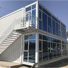104 Pre Built Container Homes China Assembled House Factory And Suppliers Manufacturers Direct Price Vanhe Modular House