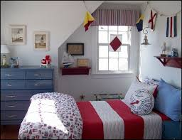 Bedroom Theme Ideas Withal Nautical Bedrooms Style Decorating