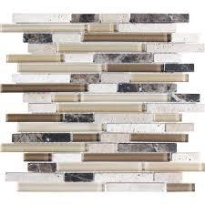 Marble Backsplash Tile Home Depot by Home Depot Mosaic Tile Backsplash Roselawnlutheran