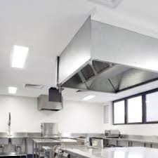 commercial kitchen lighting fixtures led world