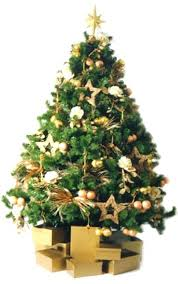 8ft Artificial Christmas Tree Unlit Hire Fast Professional Service