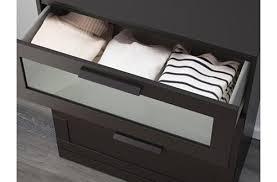 Kullen Dresser From Ikea by Koppang 5 Drawer Chest Black Brown Ikea Throughout Black Dresser
