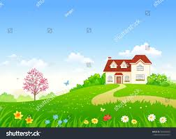 Vector Cartoon Illustration Beautiful Spring Home Stock Vector ... Spring Home Garden Show Madison Turners Seattle Spring Home And Garden Show Backyard Escapes Win Tickets To The Southern And With Fresh Beautiful Gardens Back To Relax In My Beautiful Boise Lovely Canyon County Page G1 Moulton Advtiser Scenes From The Timonium Baltimore Sun Photos Wwwgocarolinascom Michelle Obama On Better Homes Cover Is Rare Milestone San Antonio Design Ideas Homegallery Allee Landscape Design