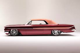 100 Classic Industries Chevy Truck 1962 Chevrolet Impala Helps Revive A 24YearOld