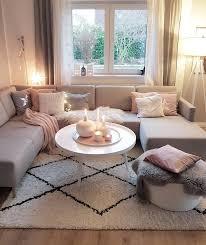 wohnzimmer skandinavisch wohnzimmerideen sofa get cozy