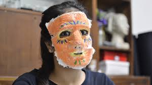 how long does plaster take to dry how to make a plaster mask with pictures wikihow