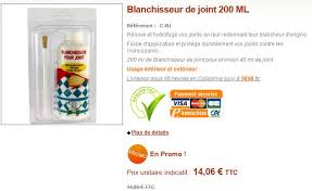 ordinaire blanchir joints carrelage salle de bain 5 blanchir