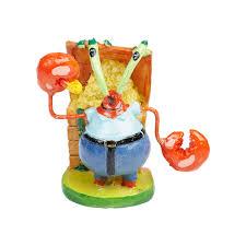 Spongebob Fish Tank Ornaments by Spongebob Squarepants Aquarium Ornaments